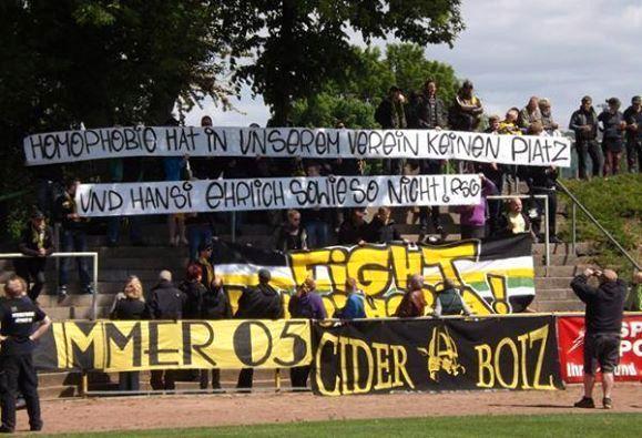 Göttingen 05 Fans mit klarer Forderung