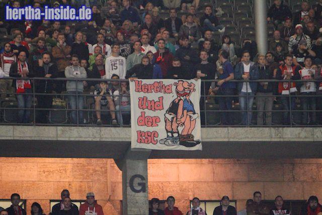Stuttgart-Fans am Wochenende in Berlin