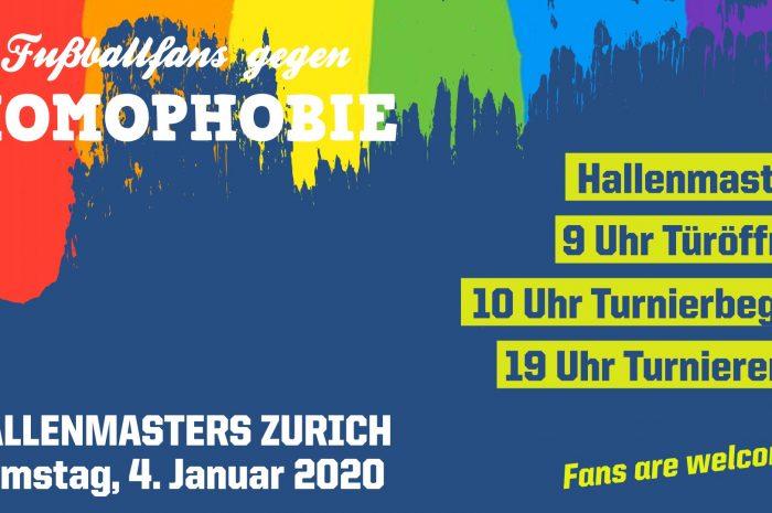 FfgH-Hallenmasters Zürich: Das Programm