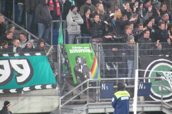 Dasselbe in grün! Hannover 96