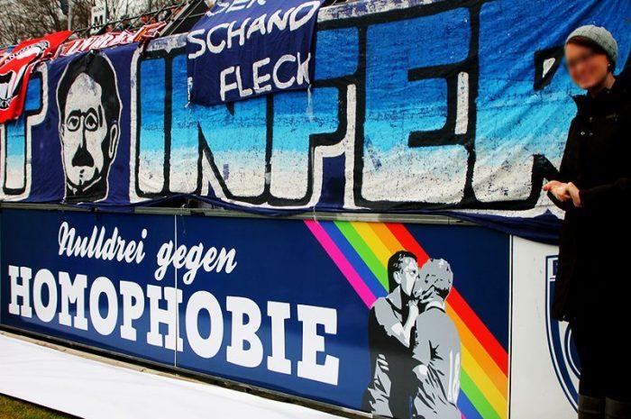 01.12.2012 | Nulldrei gegen Homophobie