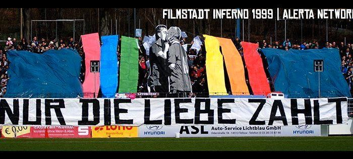 Actionday in Babelsberg