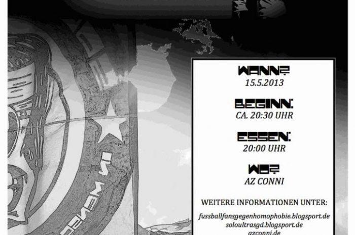 Vortrag in Dresden