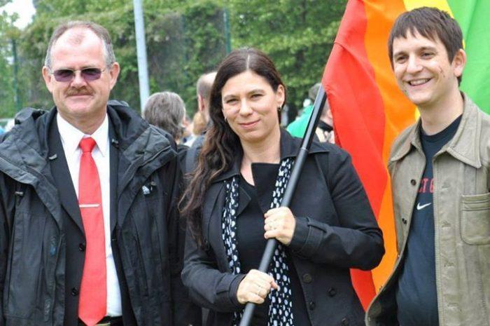 Berliner Fußball-Verband macht Eröffnung bei den Respect Gaymes 2013 in Berlin