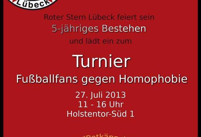 Roter Stern Lübeck feiert